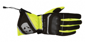 Oxford Montreal Gloves Fluo Yellow waterproof